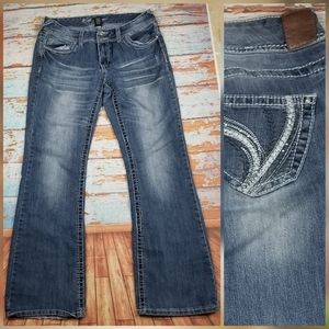 Ariya Jeans Bora Bora Bootcut Jeans sz 11/12